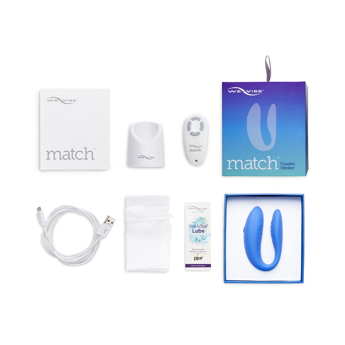 We-Vibe® Match In The Box