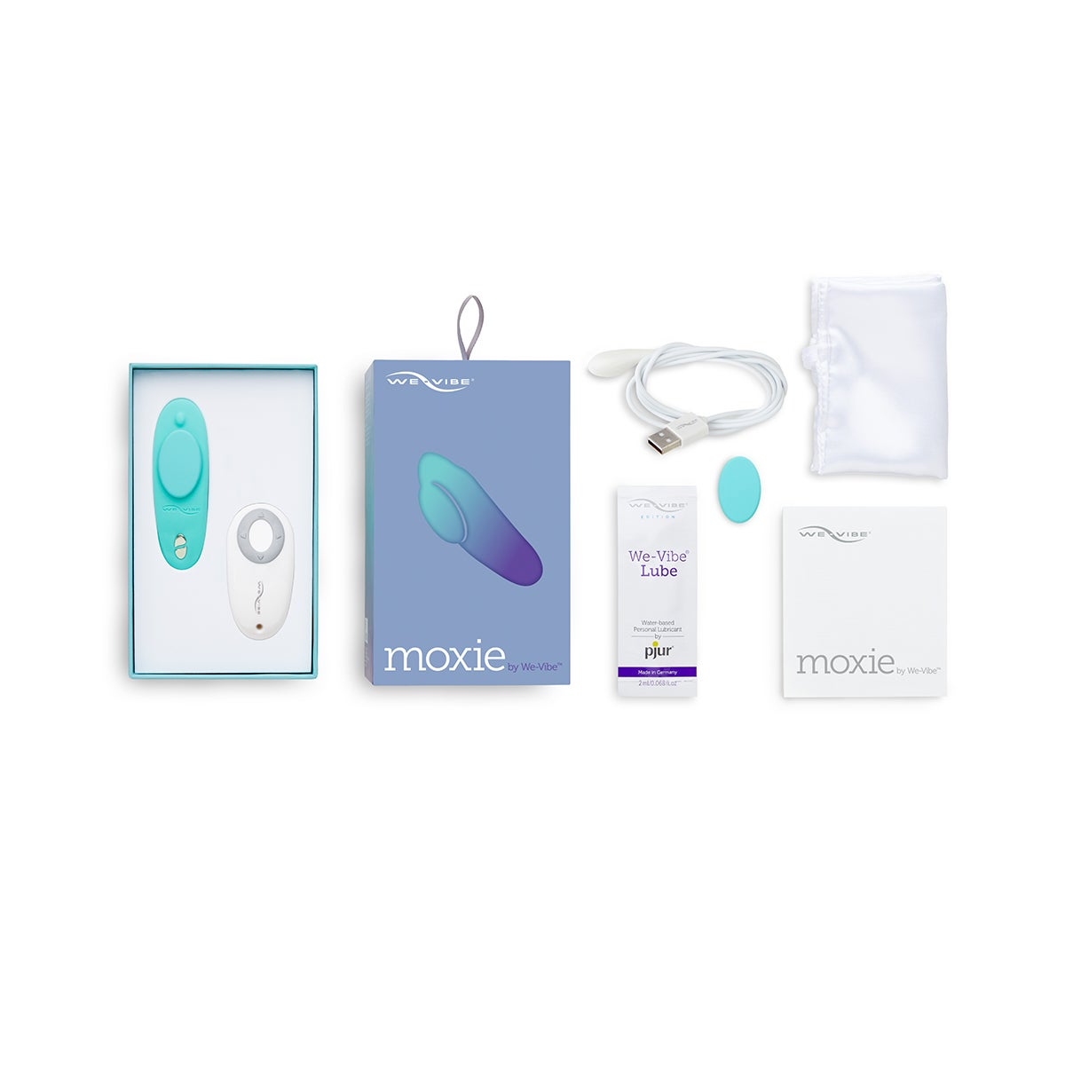 Moxie by We-Vibe™ In The Box