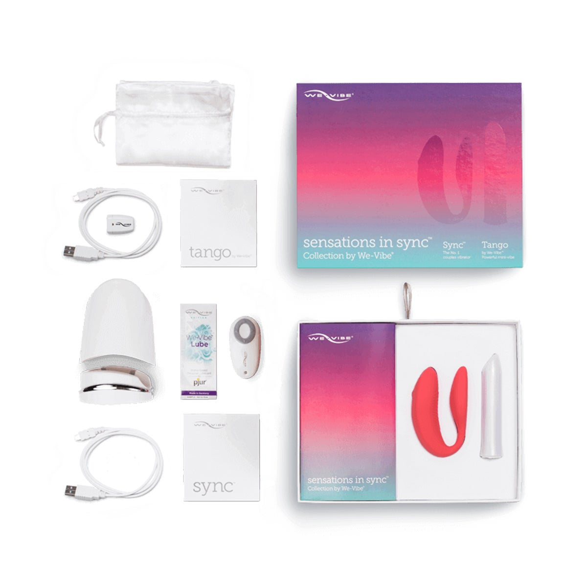 Sensations in Sync™ Collection In The Box