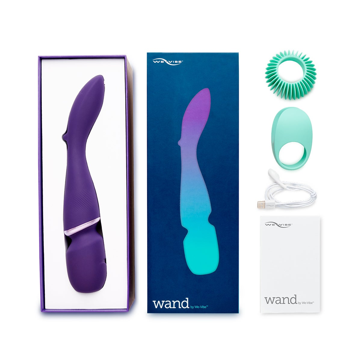 Wand by We-Vibe™ In The Box
