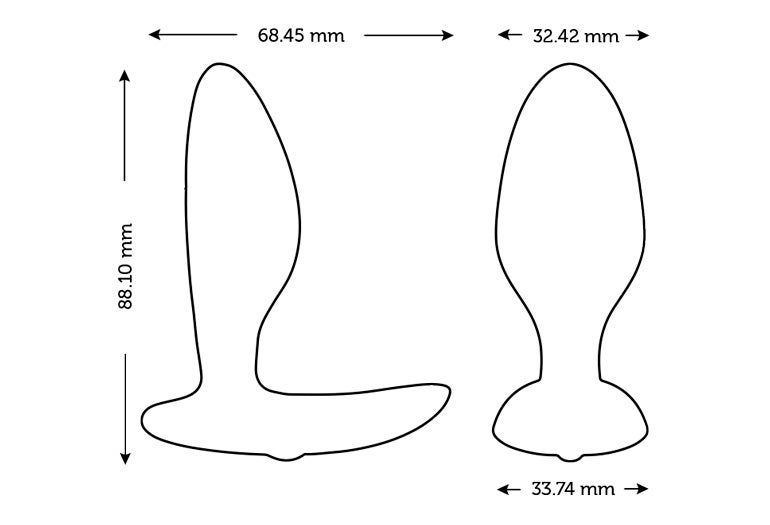 Ditto by We-Vibe™ Specification