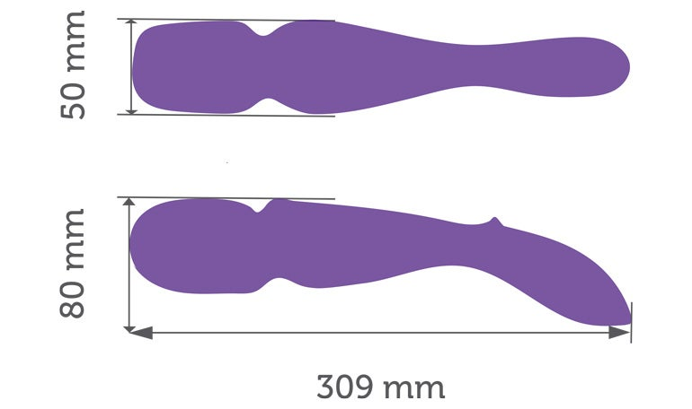 Wand by We-Vibe™ Specification